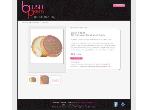BP Boutique - Creative Direction, Project Mgmt NLB Media