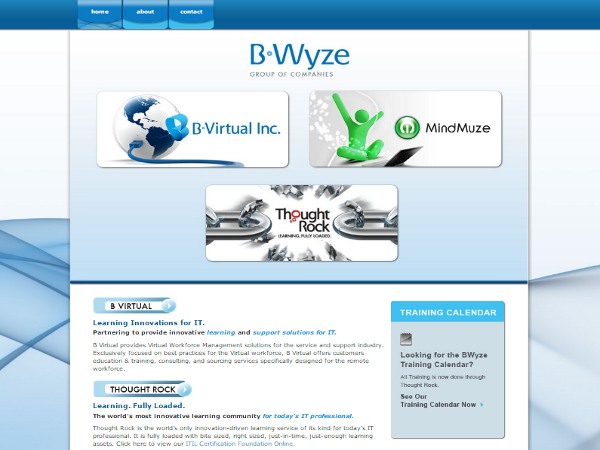 BWyze - Creative Direction, Project Mgmt NLB Media