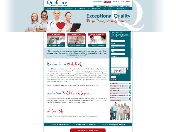 Qualicare Franchise